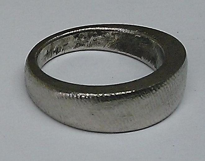 Rough filed ring