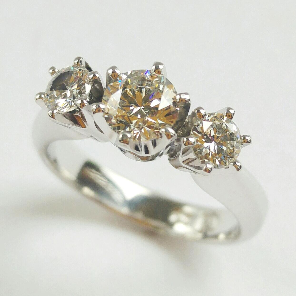 Trilogy Diamonds