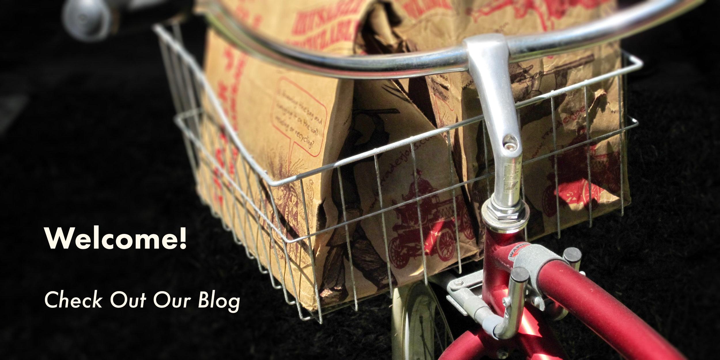 Best Bike Basket Blog