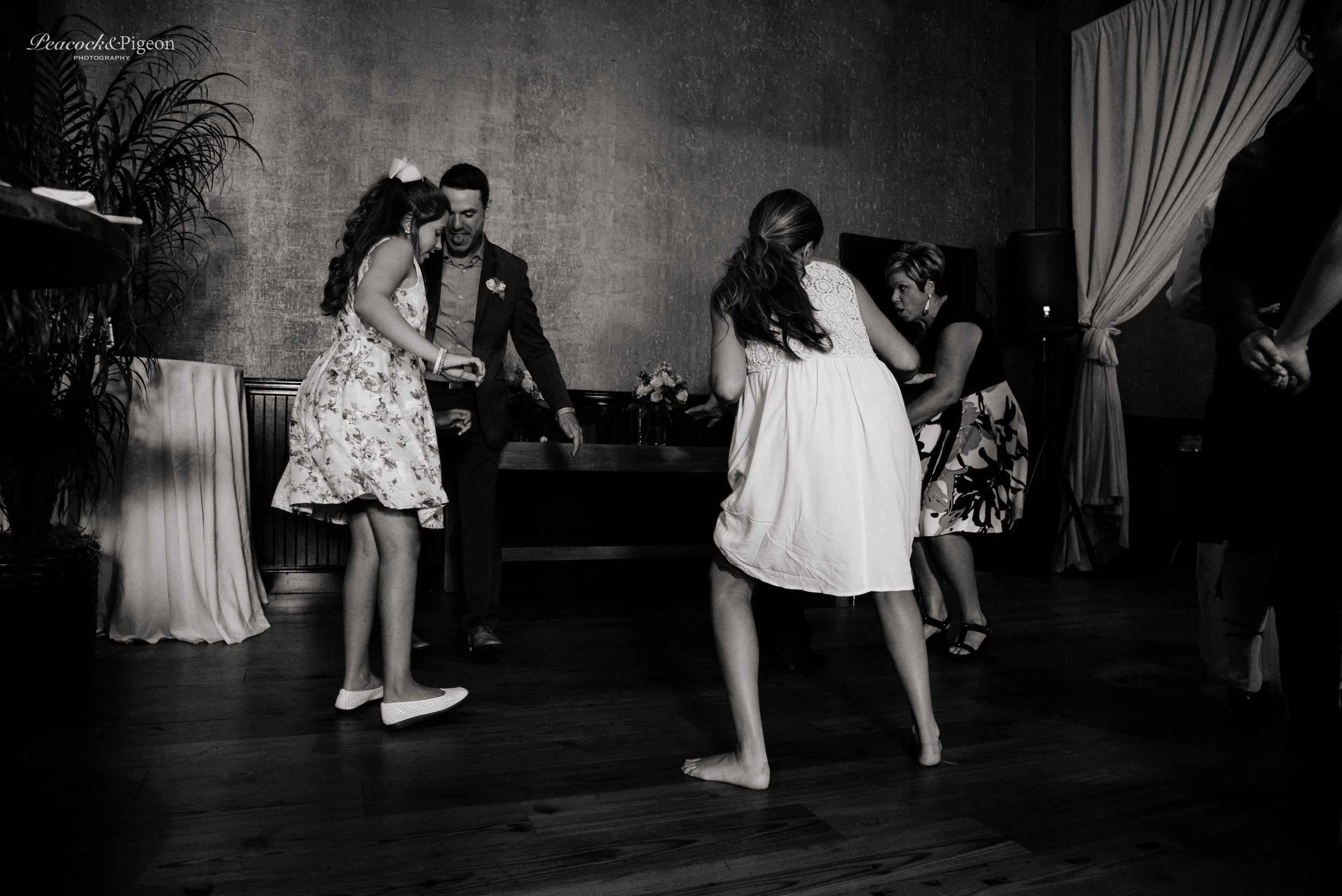 Callum_and_Sara's_Wedding_at_the_Cork_Factory_Hotel_in_Lancaster_Part_Eleven_Dancing_Continued_Black_and_White_Watermarked-53.jpg