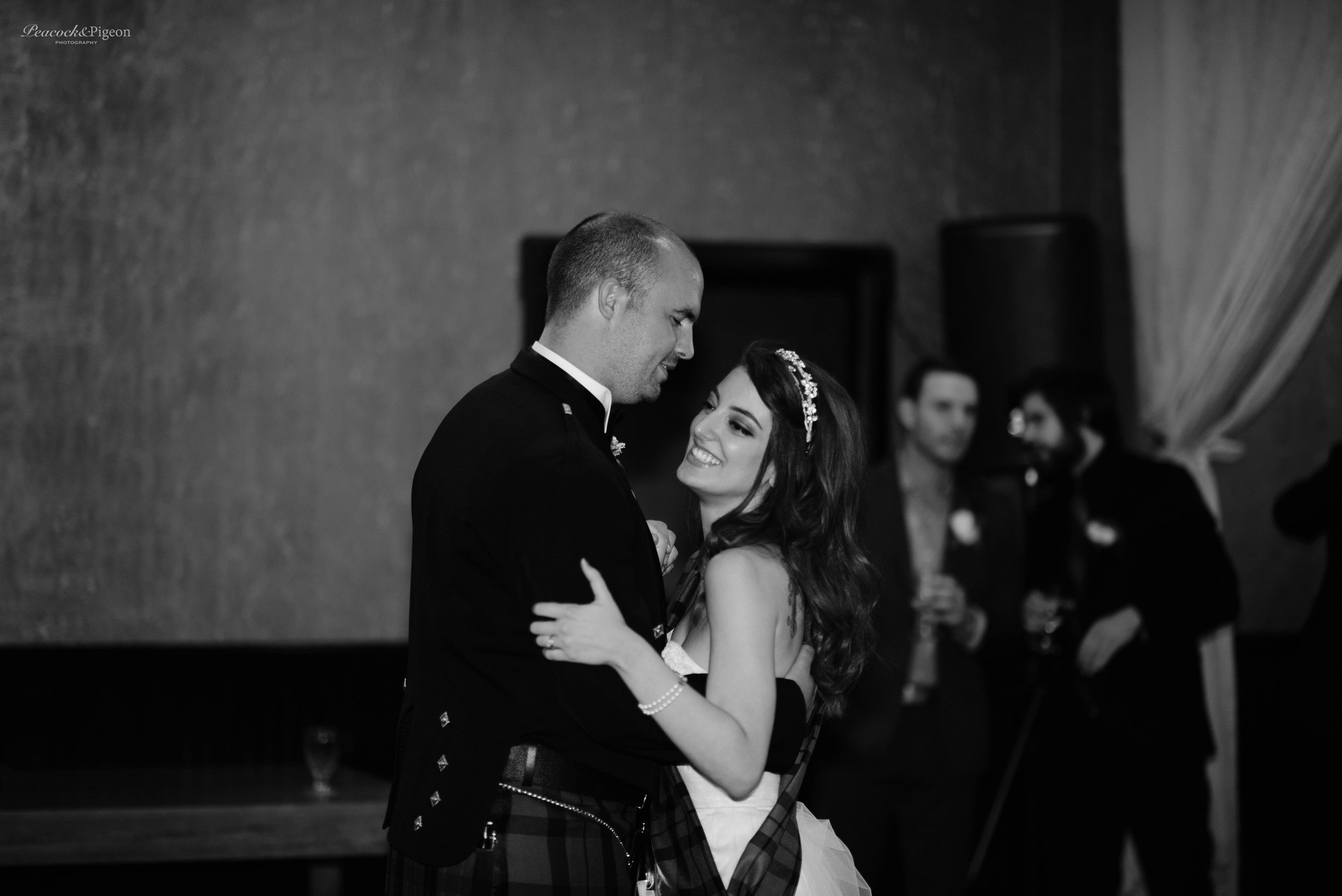 Callum_and_Sara's_Wedding_at_the_Cork_Factory_Hotel_in_Lancaster-Part_Seven_First_Dances_Black_and_White_Watermarked-12.jpg