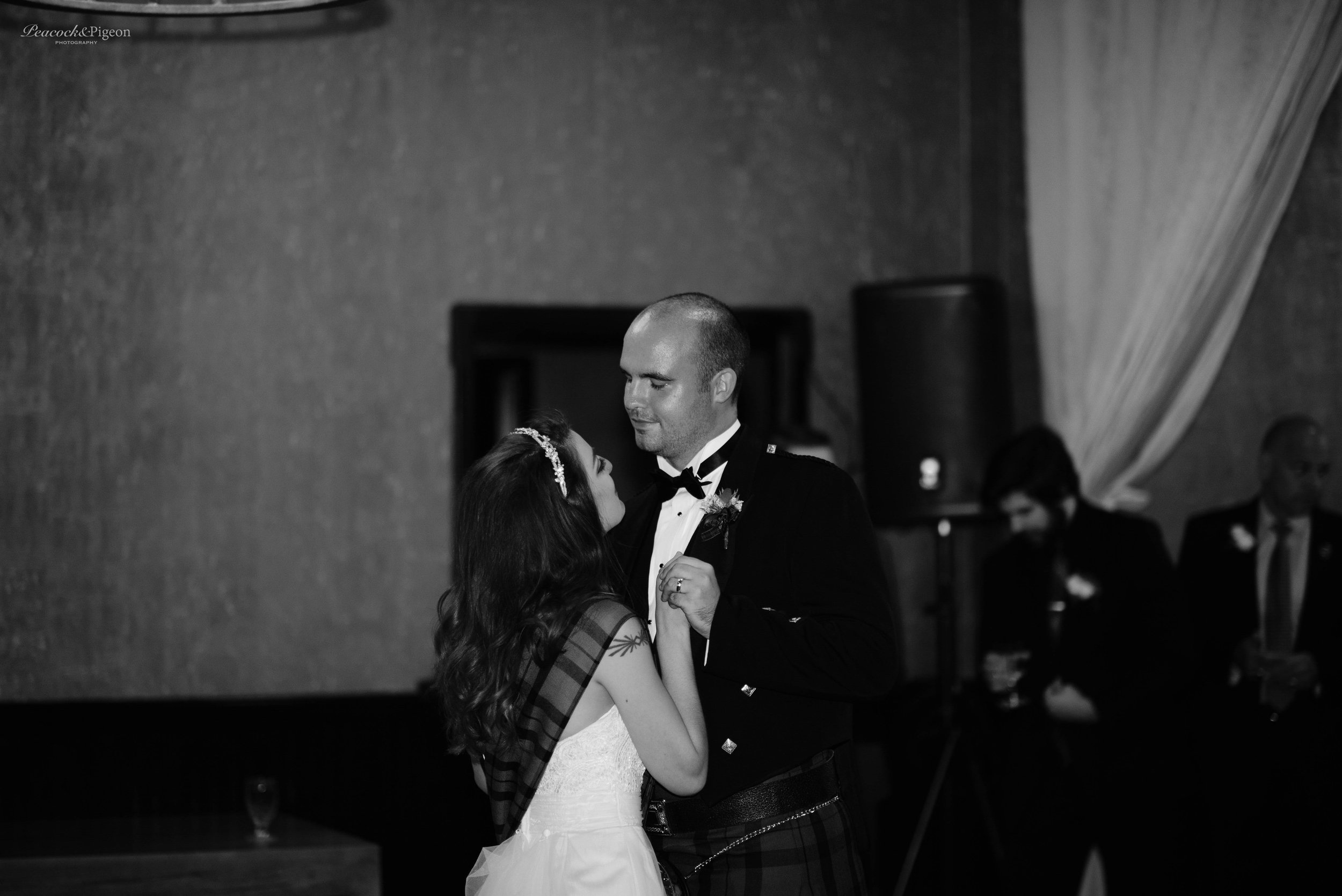 Callum_and_Sara's_Wedding_at_the_Cork_Factory_Hotel_in_Lancaster-Part_Seven_First_Dances_Black_and_White_Watermarked-14.jpg