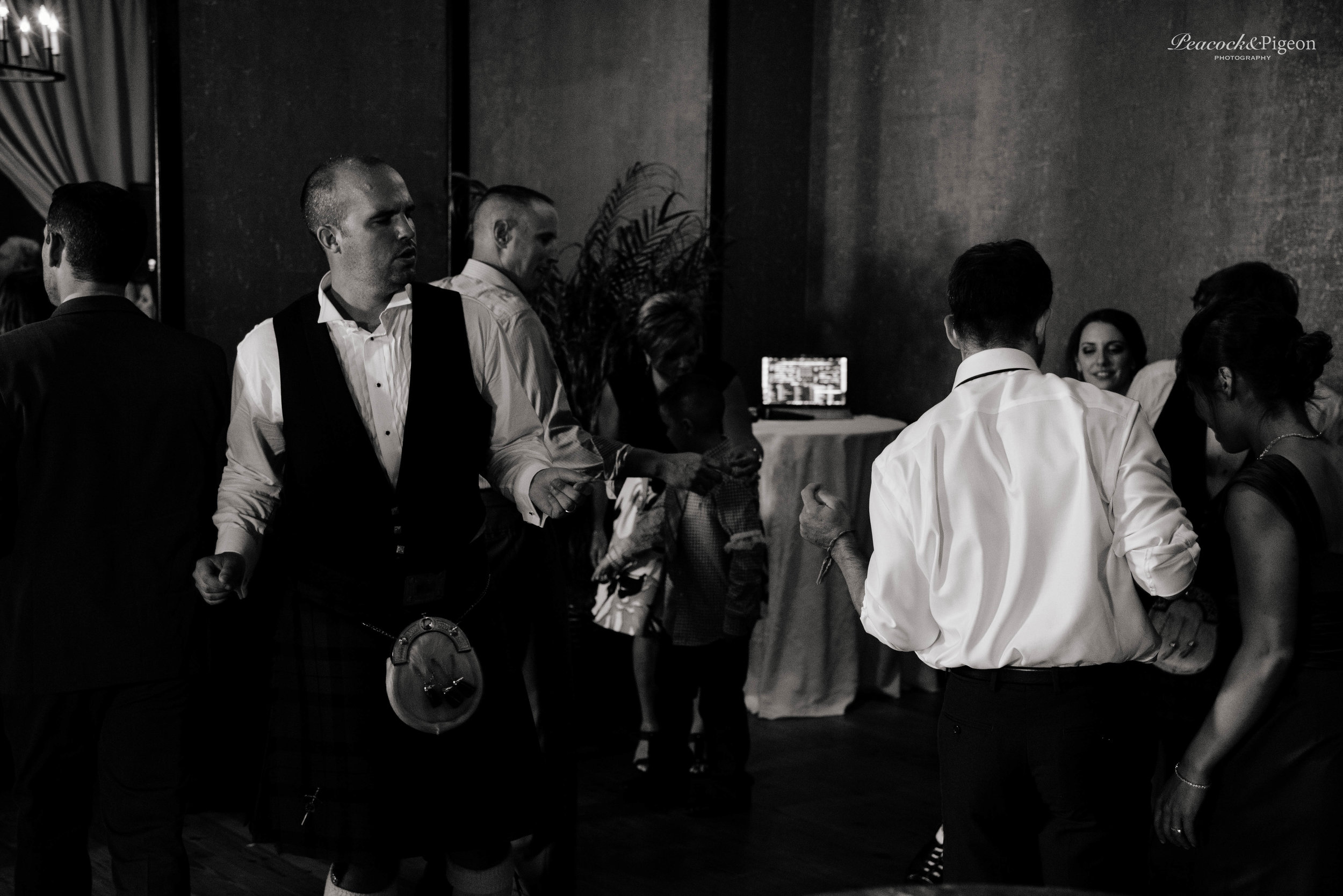 Callum_and_Sara's_Wedding_at_the_Cork_Factory_Hotel_in_Lancaster_Part_Eleven_Dancing_Continued_Black_and_White_Watermarked-41.jpg