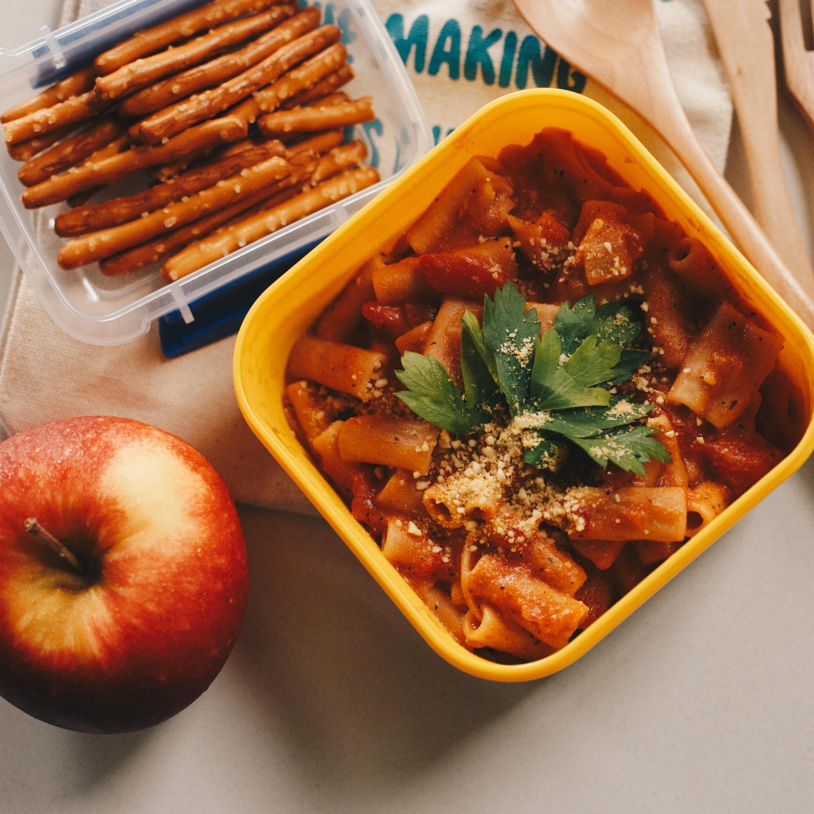 Perfect Vegan Lunch