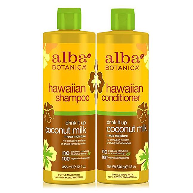 Coconut Milk Shampoo & conditioner -