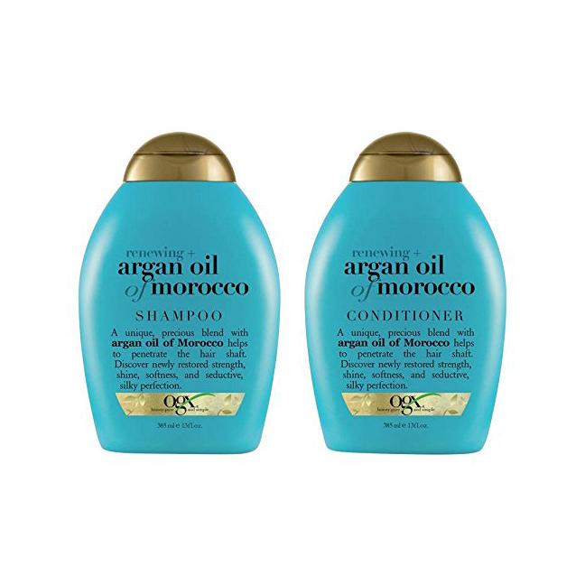 Argan Oil shampoo & conditioner -