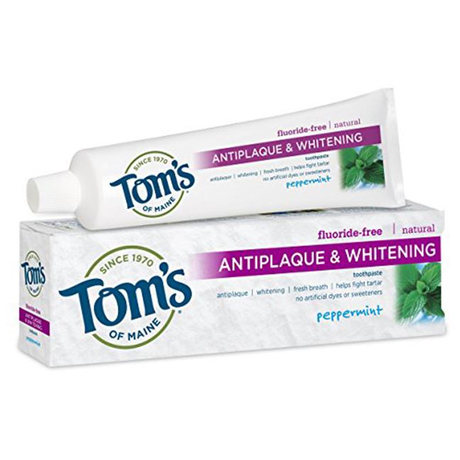 Tom's ToothPaste -