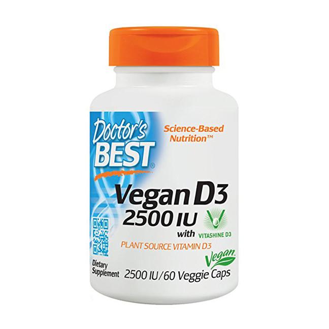 Vegan D3 -