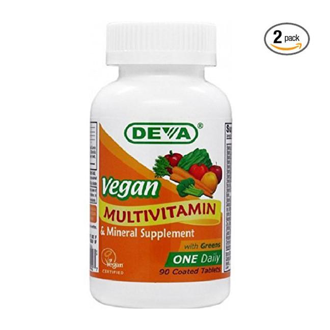 Vegan Multivitamin -