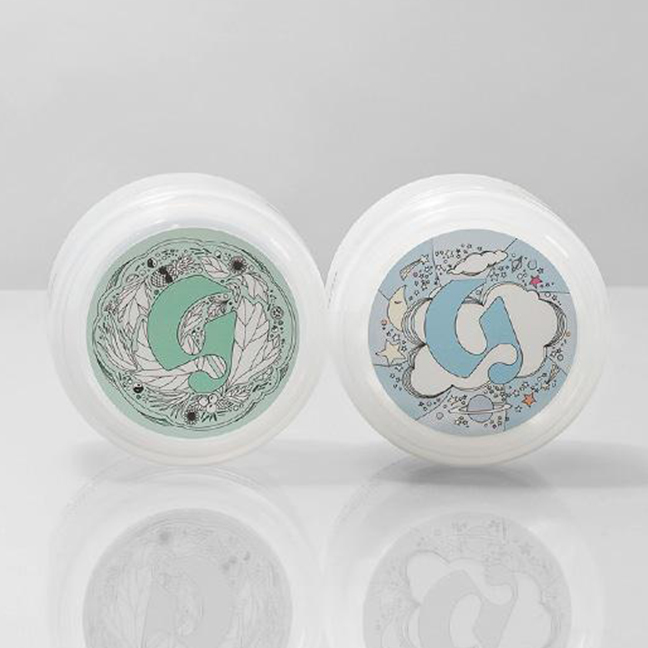 Glossier Mask Duo -