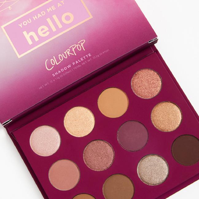 ColourPop Eyeshadow Palette -