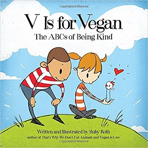 Vegan Kids Book -