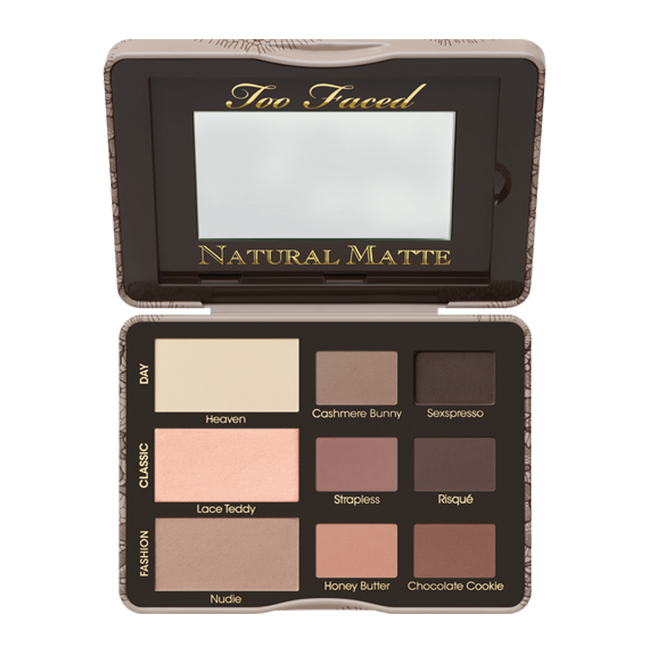 Too Faced Natural Matte Palette -