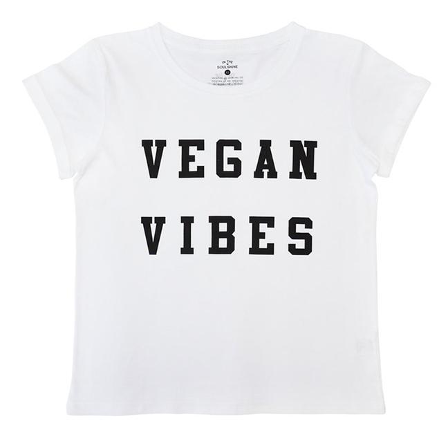 Vegan Vibes Tee -