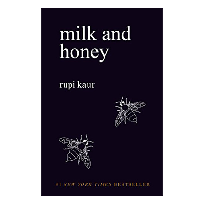 MILK AND HONEY -