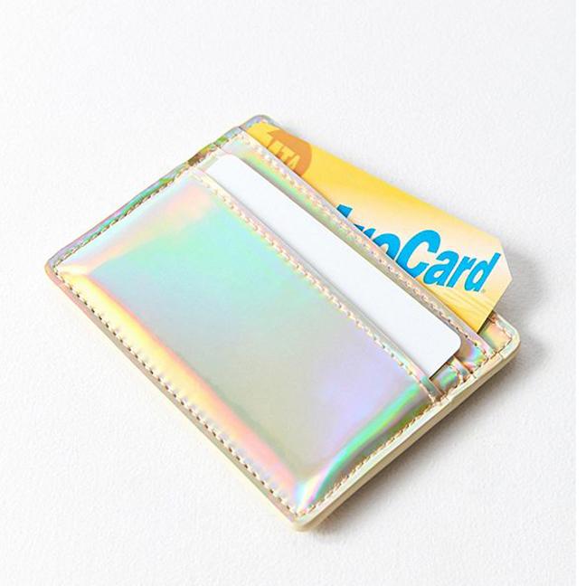 Metalic Card Holder -