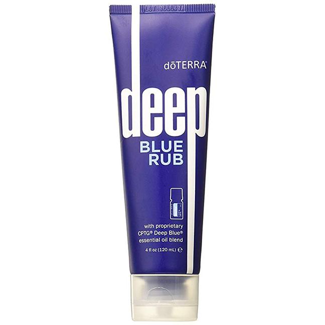 Deep Blue NaturalPain relief -