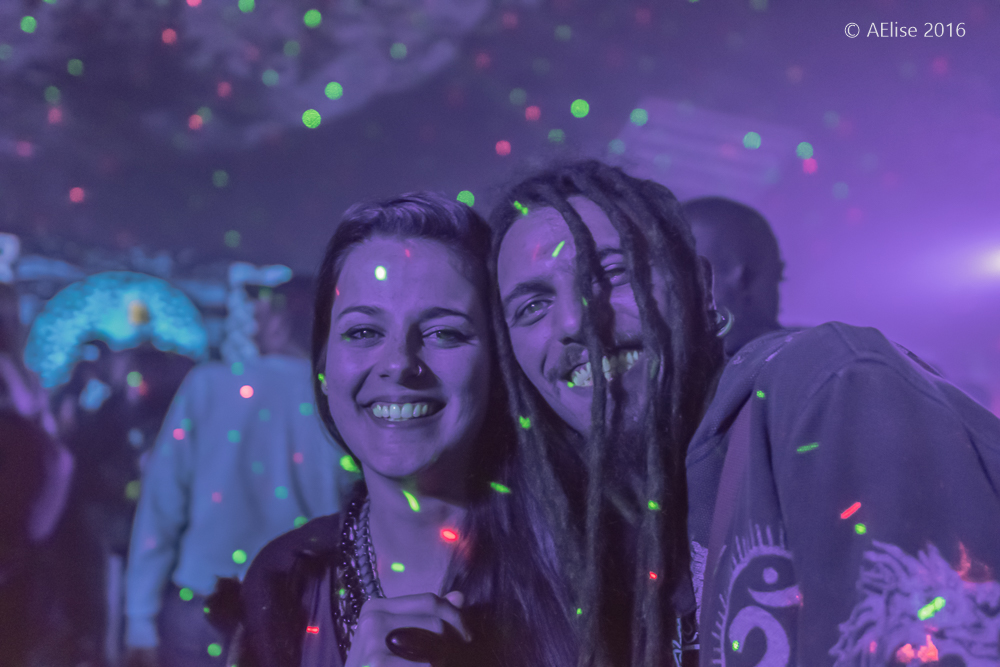 The Dark Side SOS Psytrance Parties