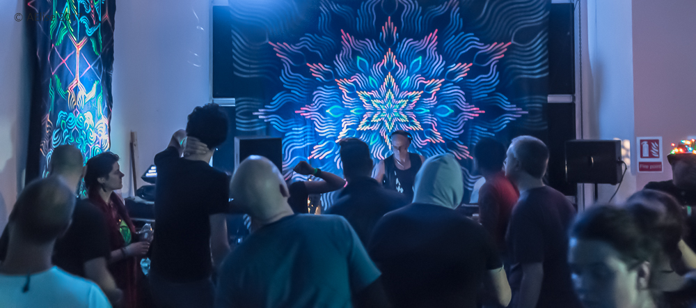Cohesion Warehouse Party 2nd Edition