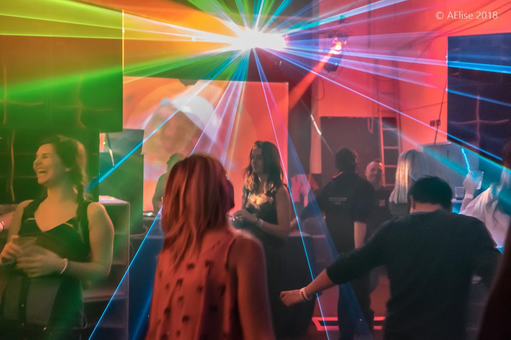 Dance Culture /// Steph's 30th