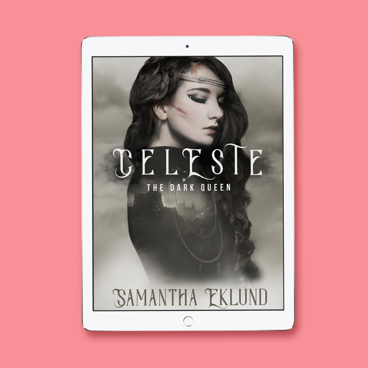 celeste the dark queen author samantha eklund