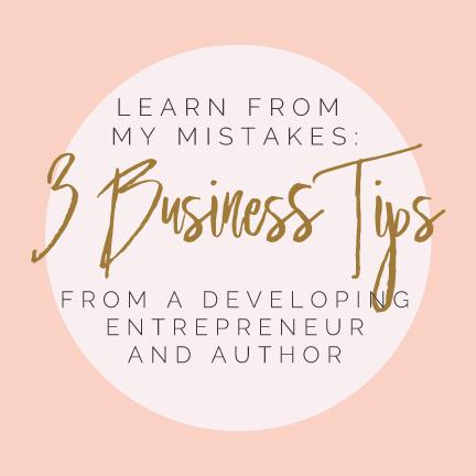 business tips author samantha eklund