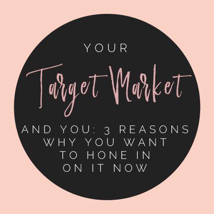 target market author samantha eklund