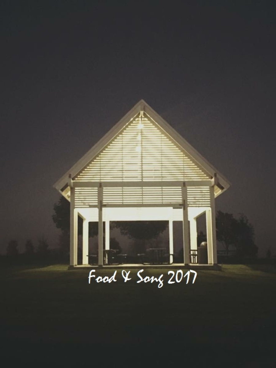Food & Song 2017 - a compilation album