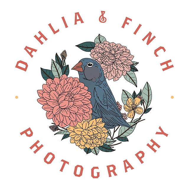 New branding, who's this?! Last year, I reached out @inkandlaurel who's work I've been OBSESSED with for months to help me rebrand @dahliafinchphoto and she brought D&F to LIFE! If you've been looking for a designer, she is your girl! Sam soaked in my 800 ideas and gave me the branding package I've always dreamed about. Along with that, the website got a baby overhaul + a ton of new work added. Much more work will be coming to the site soon, along with a store to purchase prints from my upcoming 'landscape' collection when I'm not shooting events. Can't wait to share more with you soon!