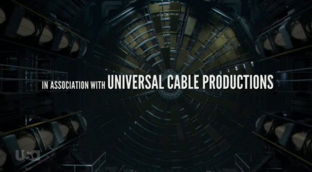 Is this a large particle accelerator in the WTP? ( USA Network)