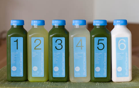 Blueprint Juice Cleanse available at Whole Foods Midtown