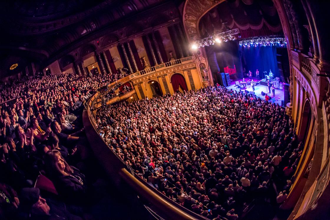 Image via The Fillmore Detroit Website