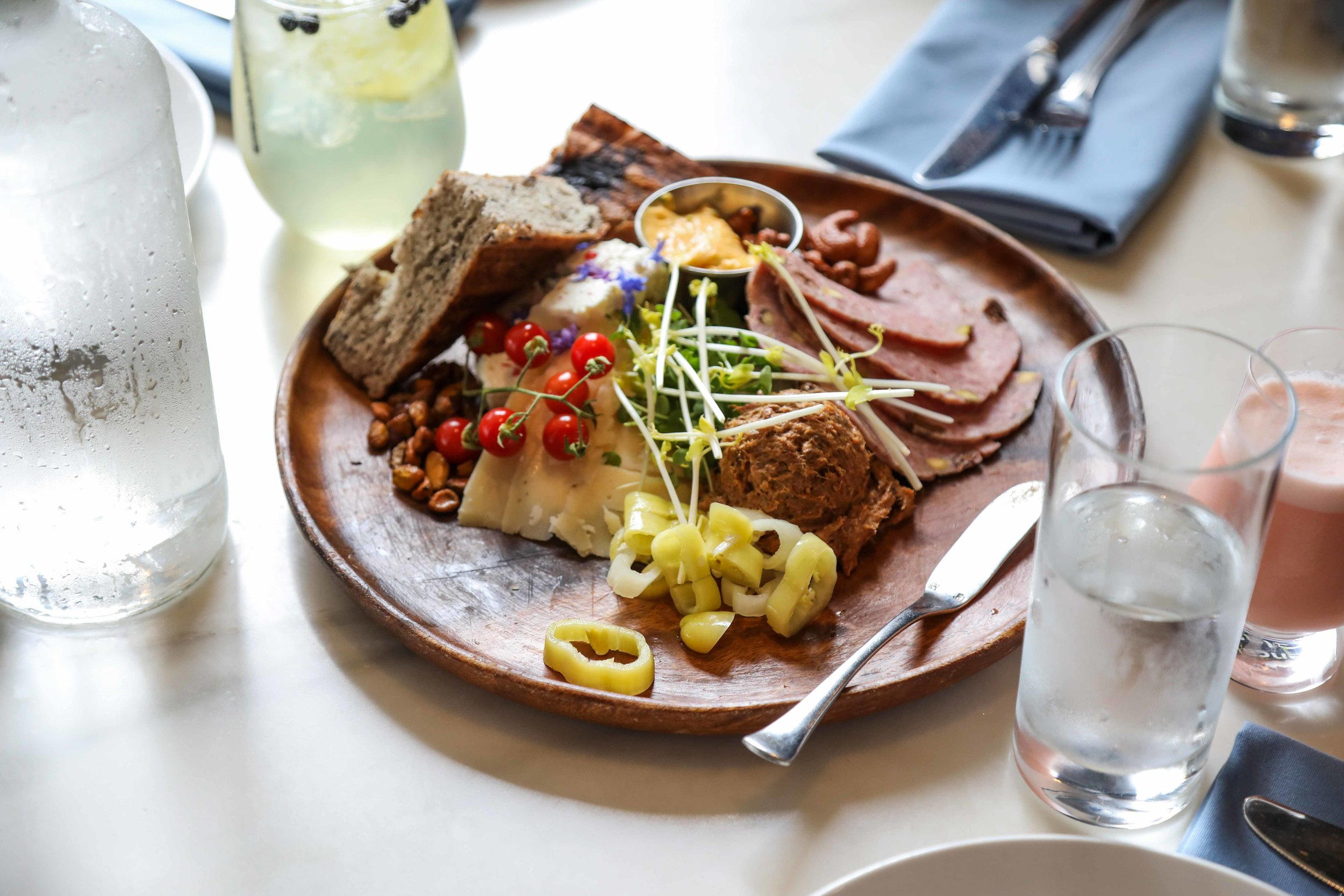 The Ploughman's Plate from Republic Tavern
