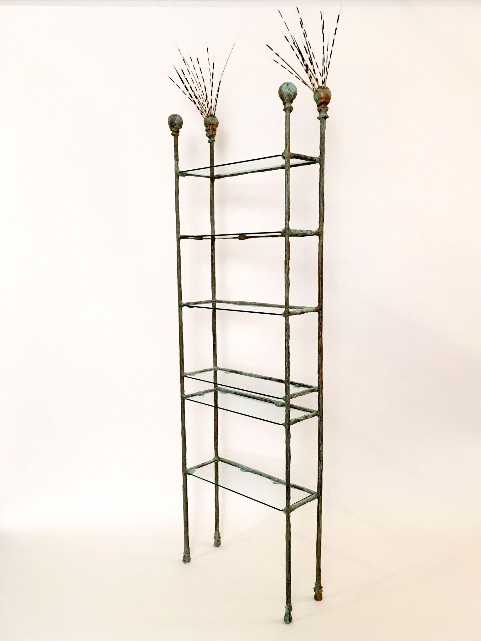 Curio Stack Shelf by Zuckerhosen