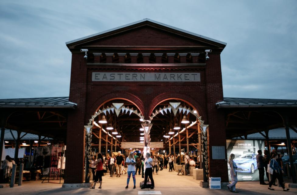 Eastern Market via Curbed Detroit