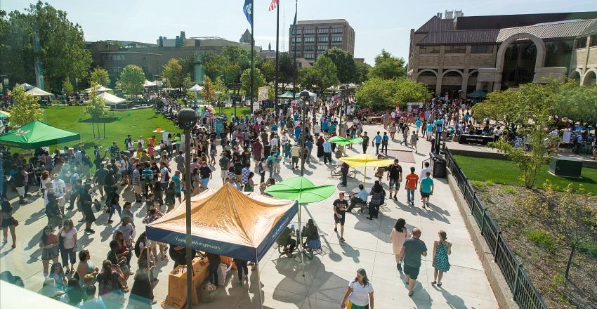 Photo from  Wayne State