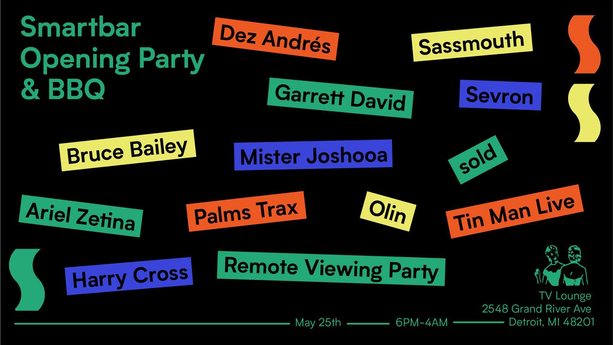 photo found via Facebook, TV Bar events