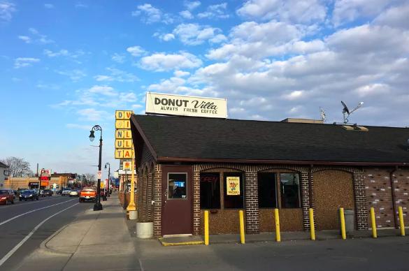 Donut Villa via Facebook
