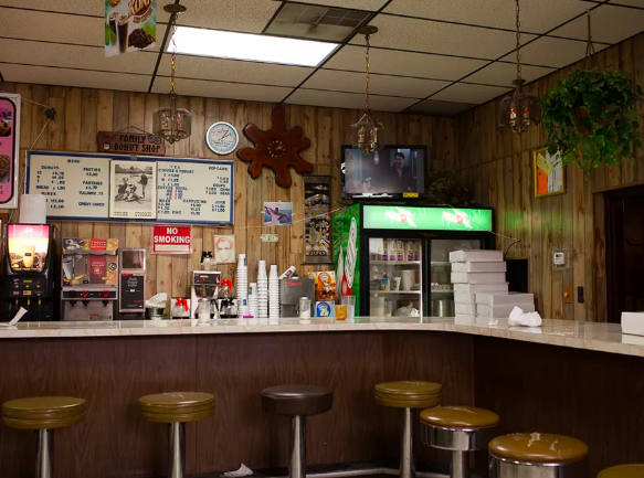 Donutville USA via Eater Detroit