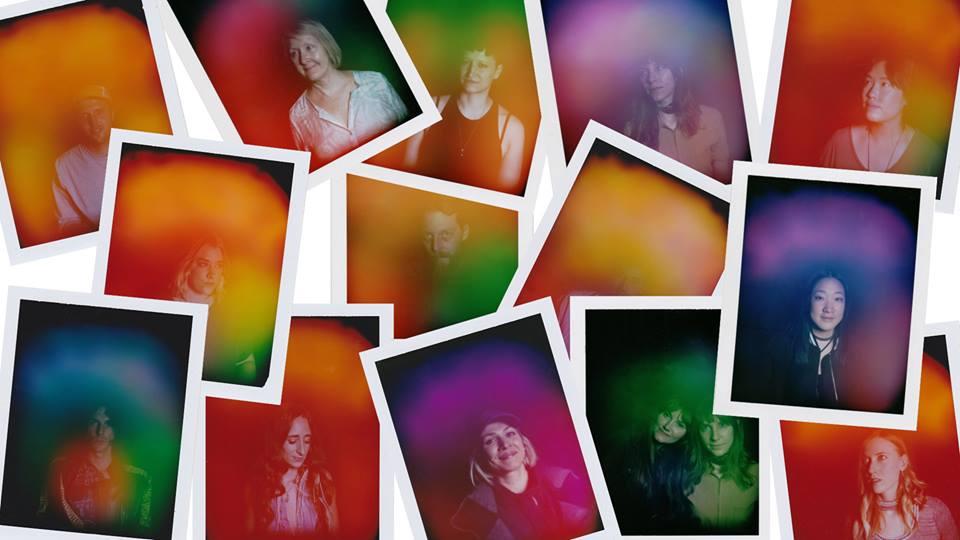 Aura's are captured in the form of Polaroid photos at Aura Aura. Photo via @weareauraaura on Facebook