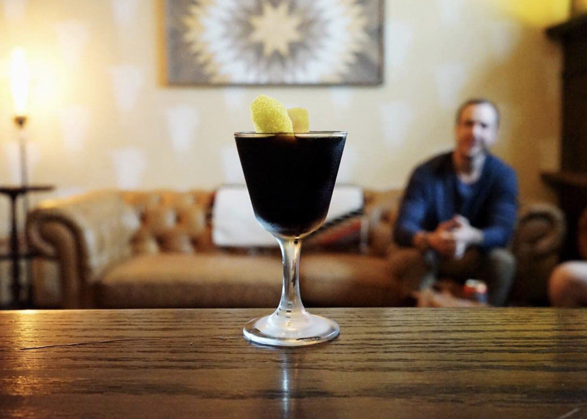 Coffee cocktail via @hungryindetroit