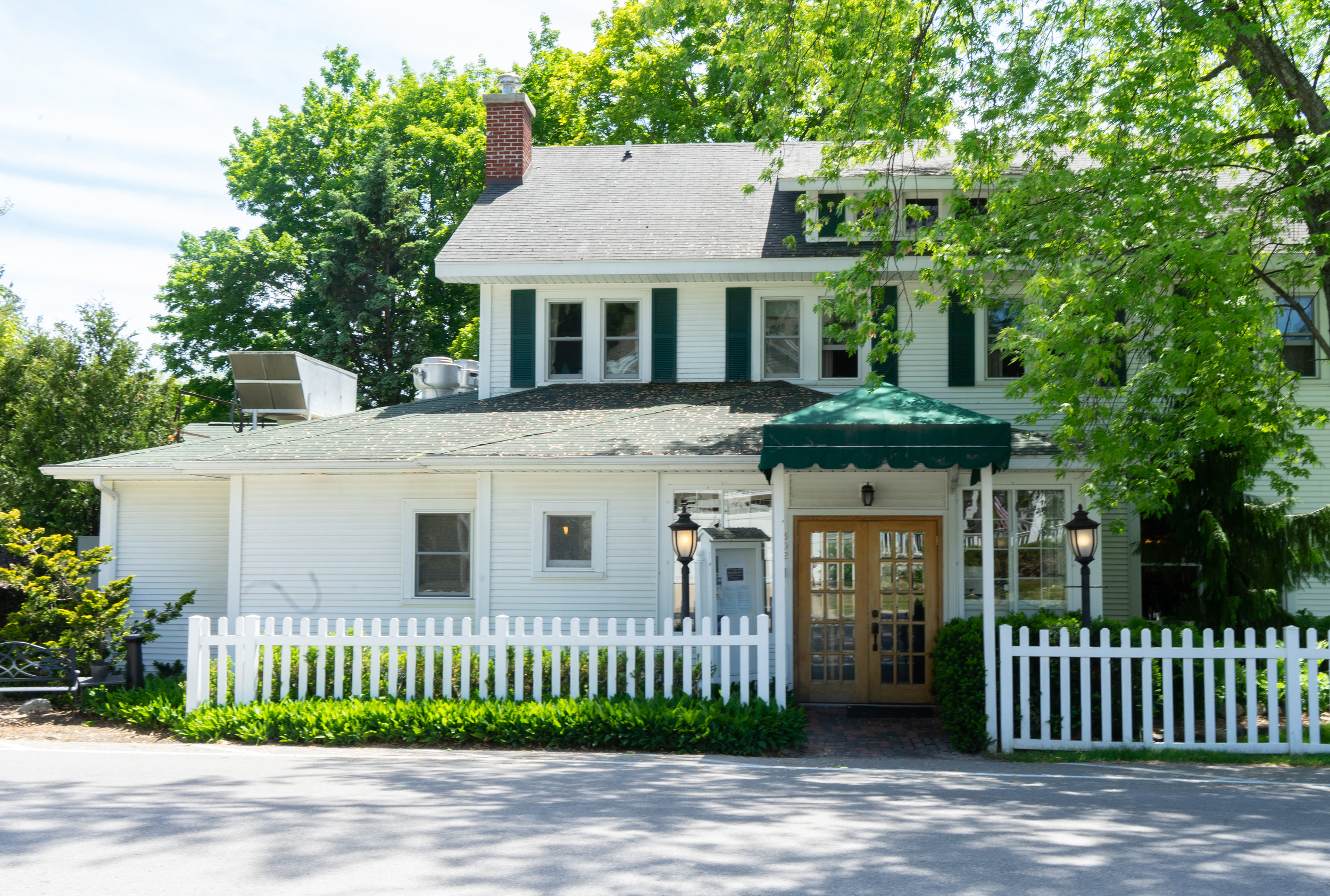 Riverside Inn, Leland MI.