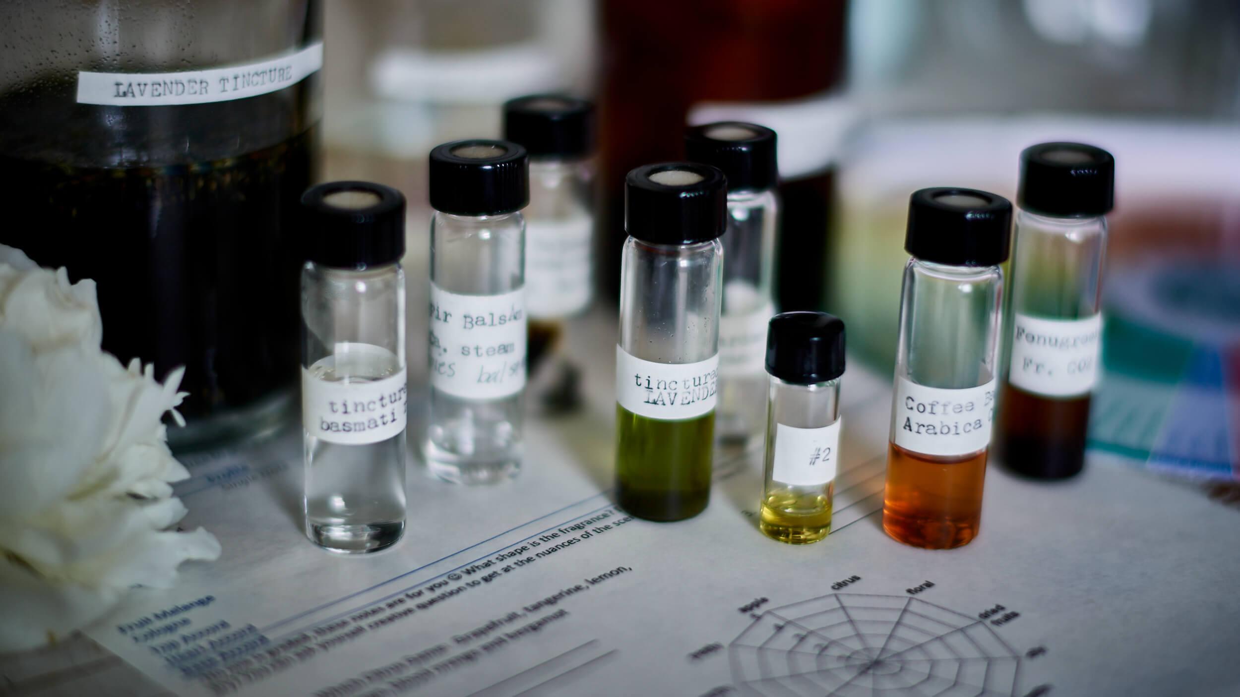 Customized scents are always a win. Photo via Cari Vaughn