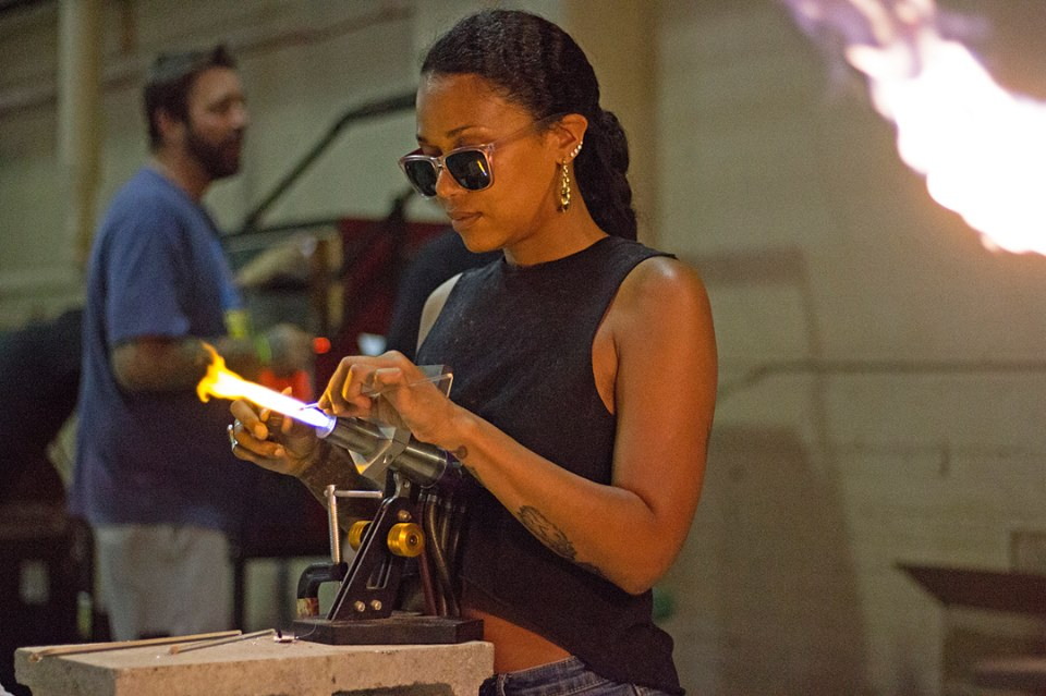 Photo via  The Michigan Glass Project