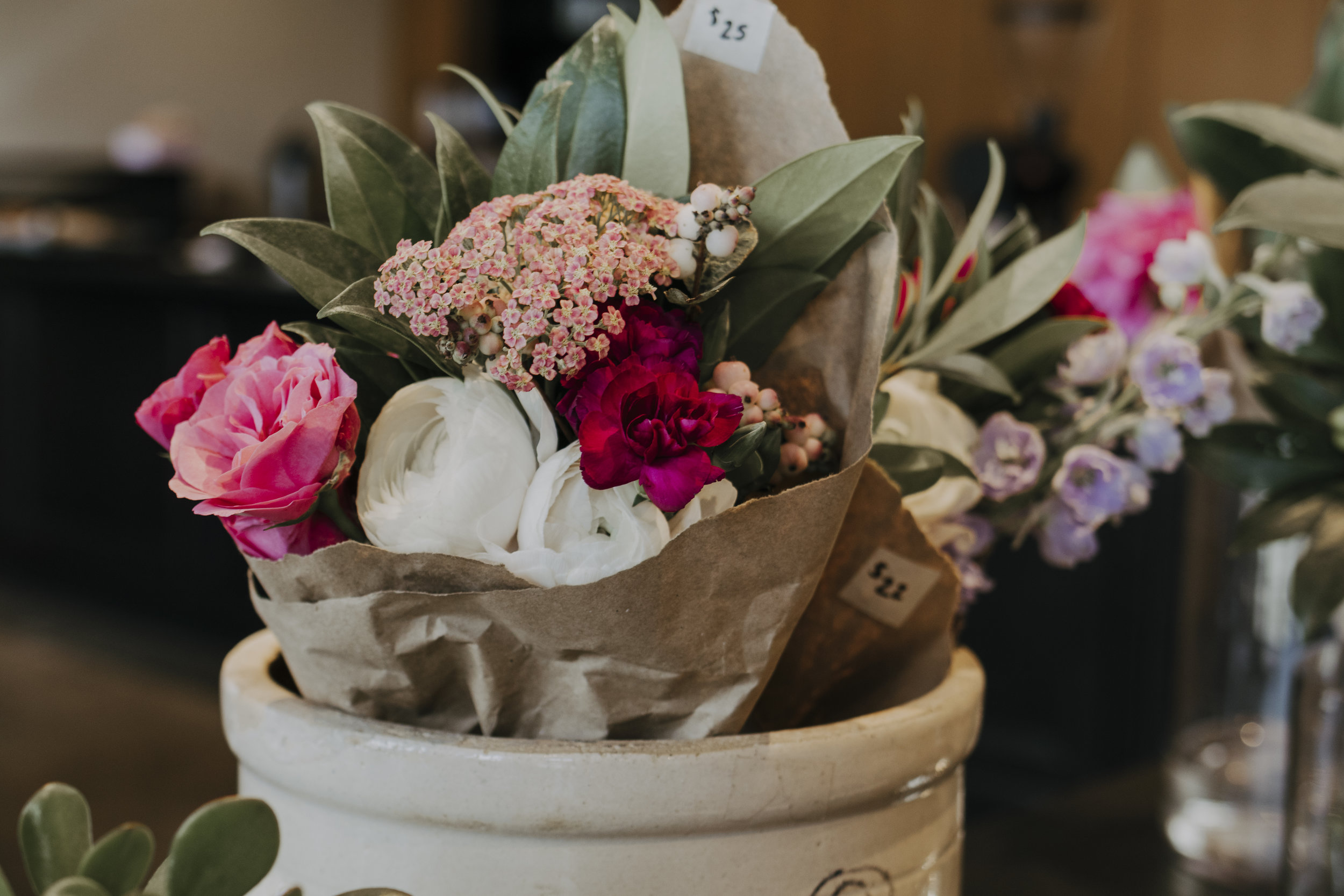 Make the house more inviting with beautiful arrangements like these from  @madefloral . Photo Credits  @Danielalisi