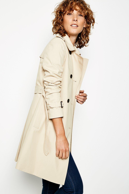 jack wills duncombe trench coat