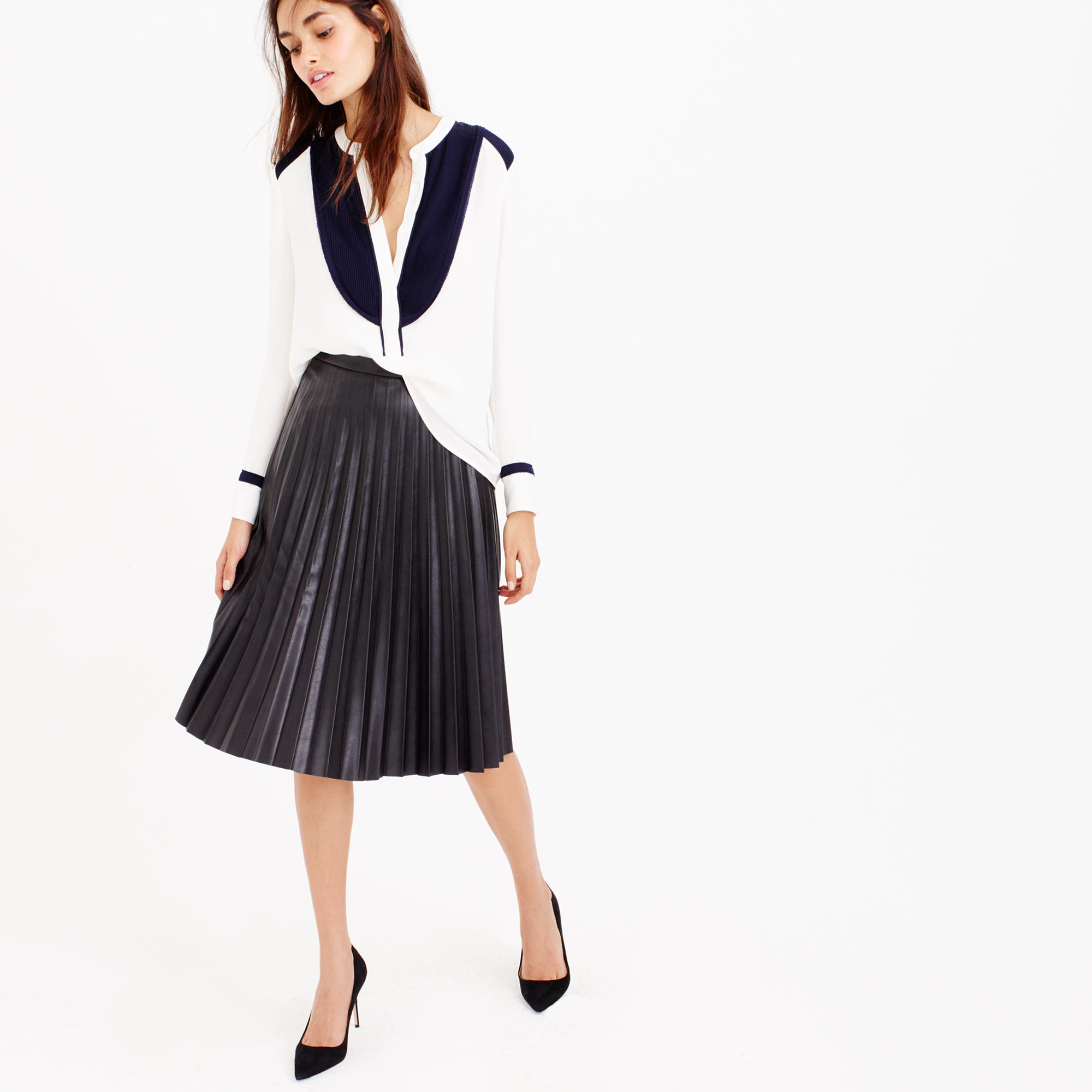 faux-leather-midi-skirt-weekly-edit