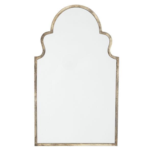 Wisteria Antiqued Moroccan Mirror