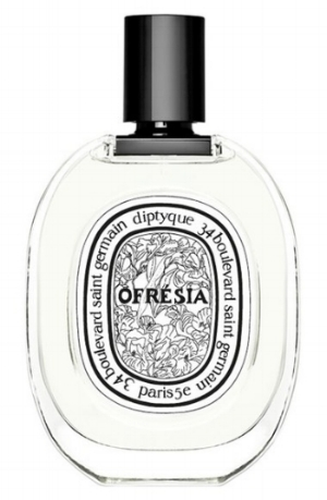 Diptyque Ofresia Eau de Toilette on the Weekly Edit