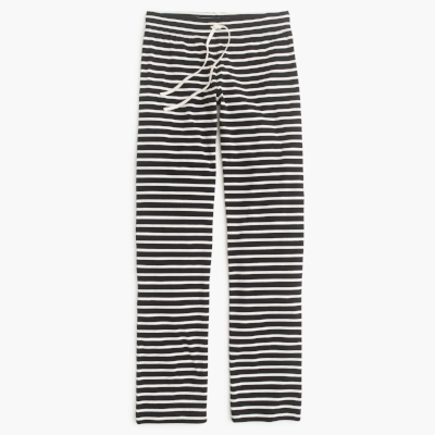 Striped Dreamy Cotton Pants on The Weekly Edit